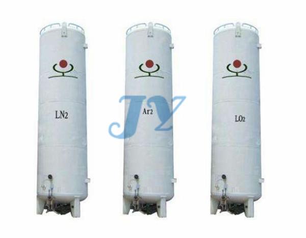 低温液氧储罐